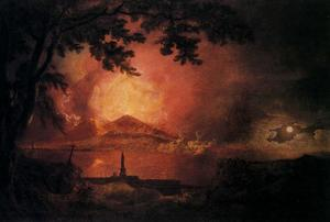 Vesuvius in Eruption 1