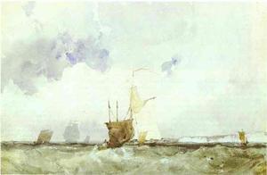 Vessels in a Choppy Sea