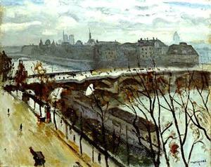 Le Pont Neuf et la Cité