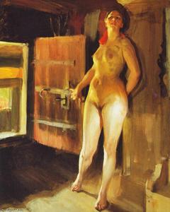 Flickan på loftet (Girl in the Loft)