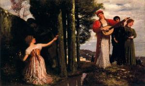 'Vois, tout rit aux plaines!' (Souvenir de San Domenico)