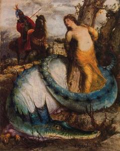 Angélique et le dragon