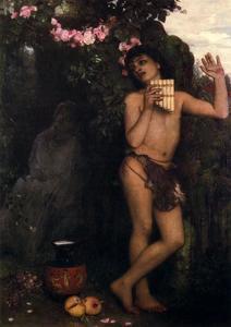La Complainte du berger (Daphnis et Amaryllis)