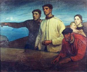 Pescadores - La Galerna