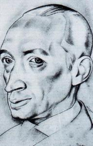 Retrato de Vázquez Díaz