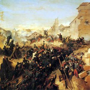 L'assault final de Constantine