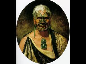 Te Aho. a noted Waikato warrior
