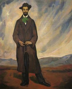 Portrait of a Spaniard (Herman Alsina)