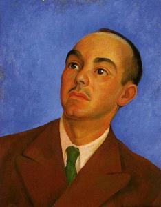 Portrait of Carlos Pellicer