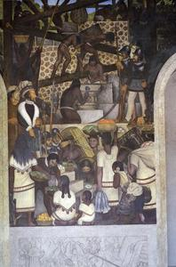 The History of Cuernavaca and Morelos - The Enslavement of the Indian and Constructiong the Cortez Palace 1