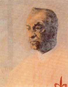Retrato de D. José Mª Ybarra