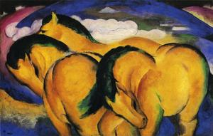The Little Yellow Horses