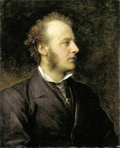 Portrait of Sir John Everett Millais