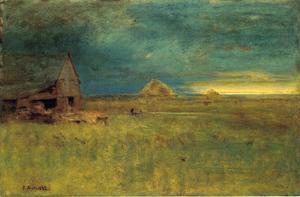 The Lone Farm, Nantucket