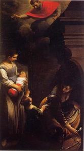 Miracolo di san Carlo Borromeo