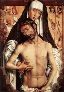 The Virgin Showing the Man of Sorrows 1