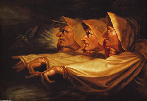 The Weird Sisters -The Three Witches