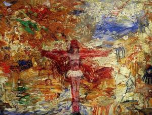 Le Christ agonissant