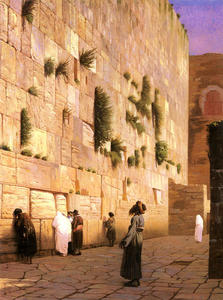 Solomon's Wall Jerusalem