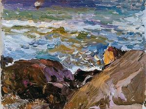 Sea at Ibiza