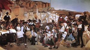 The Bread Fiesta (Castile)
