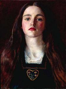 Portrait of a Girl (Sophie Gray)