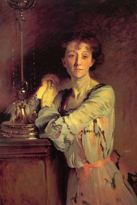Mrs Charles Russell