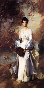 Portrait of Pauline Astor