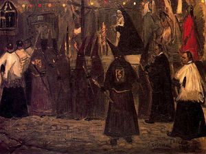 Procesión en Toledo