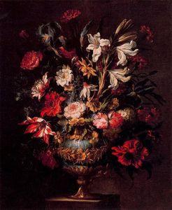花瓶 の 花 4
