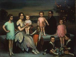 Retrato de la Famila Casana