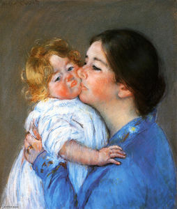 A Kiss For Baby Anne