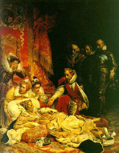 The Death of Elizabeth
