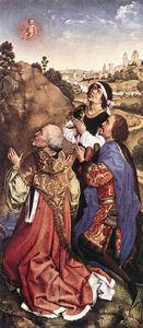Pierre Bladelin Triptych - right panel
