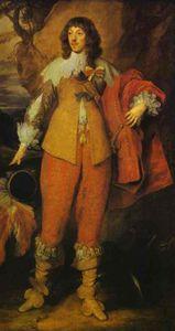 Portrait of Henri II de Lorraine, Duc de Guise