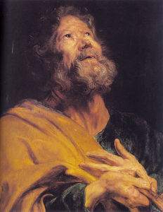 The Penitent Apostle Peter