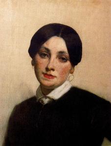 Portrait de Mademoiselle Florentin