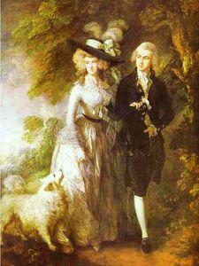 William Hallett and His Wife Elizabeth, nee Stephen