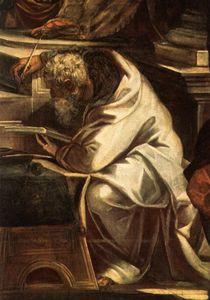 Christ before Pilate detail1