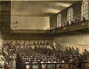 Quakers Meeting
