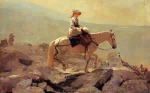 The Bridle Path, White Mountains