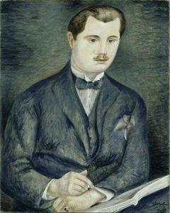 ポール·ギョームの肖像