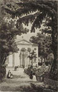 The Amphitheatre Of The Jardin des Plantes