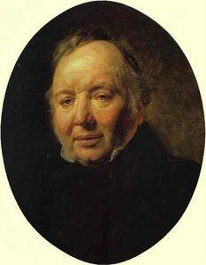 Portrait of Francesco Ascani