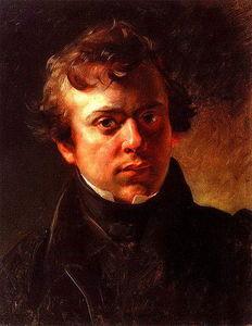 Portrait of Gornostaev