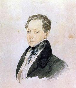 Portrait of P. V. Basin