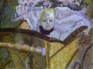 Портрет Саввы Врубеля тем  Сына художника