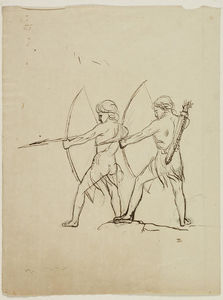 Figures with Bows and Arrows