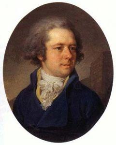 Portrait of Adam Adamovich Menelas