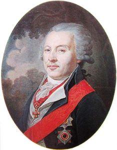 Portrait of Senator Alexey Vasilyev